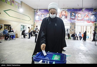 Iranians Vote in Runoff Parliamentary Election