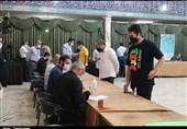مشارکت 50 هزار نفر از مردم غرب استان گلستان در انتخابات مجلس