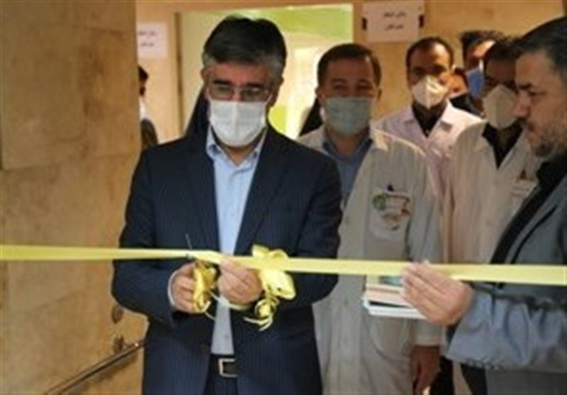 سه پروژه درمانی دانشگاه علوم پزشکی بقیه الله (عج) افتتاح شد