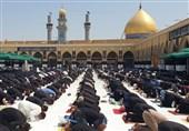 عراق|برگزاری نماز جمعه در مسجد کوفه پس از 4 ماه+تصاویر