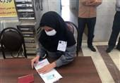 اخذ 58930 تعرفه رای در غرب گلستان / حضور 1132 رای اولی در دور دوم انتخابات+فیلم