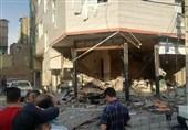 انفجار واحد باتریسازی در نسیمشهر / یک نفر کشته و 10 نفر مجروح شدند / 30 خانه مسکونی خسارت دید + تصاویر