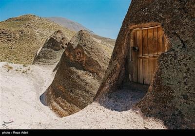 روستای صخره ای کندوان اسکو - آذربایجان شرقی