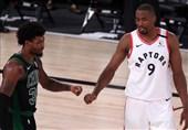 پلیآف لیگ NBA  قهرمان حذف شد/ پیروزی دنور مقابل کلیپرز