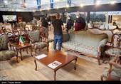 15درصد کارگاههای تولیدکننده مبل در اصفهان تعطیل شد