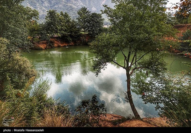 Cheshmeh Gol-E Ramian: A Lake in Northern Iran