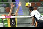 لیگ والیبال لهستان  پیروزی یاران عبادیپور در بازی نخست + عکس