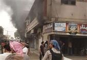 انفجار خودروی بمب گذاری شده در جنوب سوریه