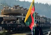 حضور نظامی ناتو در نزدیکی مرزهای روسیه و بلاروس تهدیدی بالقوه است