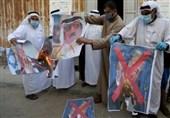 بحرین|برگزاری راهپیماییهای خشم در محکومیت سازش آل خلیفه و رژیم صهیونیستی