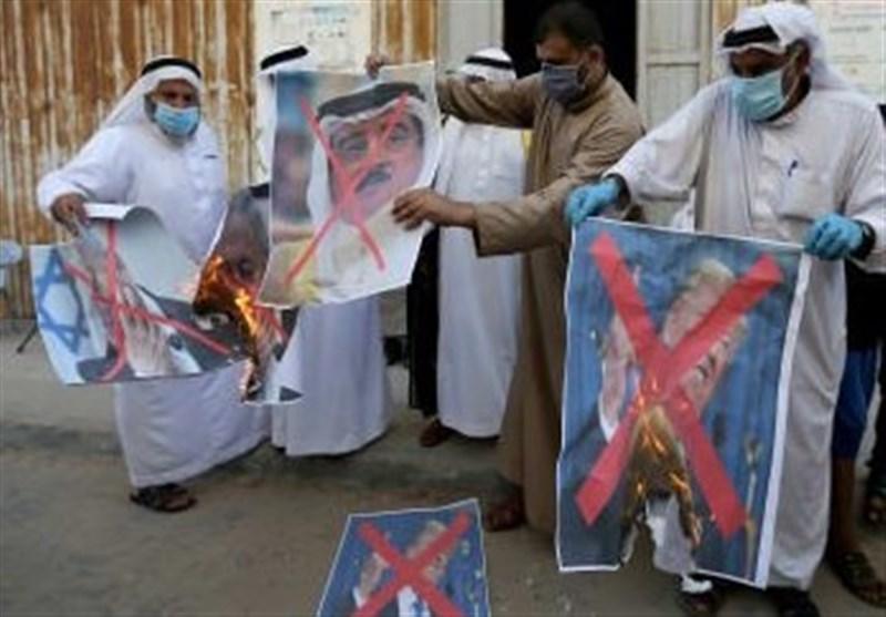 بحرین برگزاری راهپیماییهای خشم در محکومیت سازش آل خلیفه و رژیم صهیونیستی