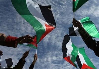 الفلسطینیون یحیون الذکرى العشرین للانتفاضة الثانیة فی رام الله