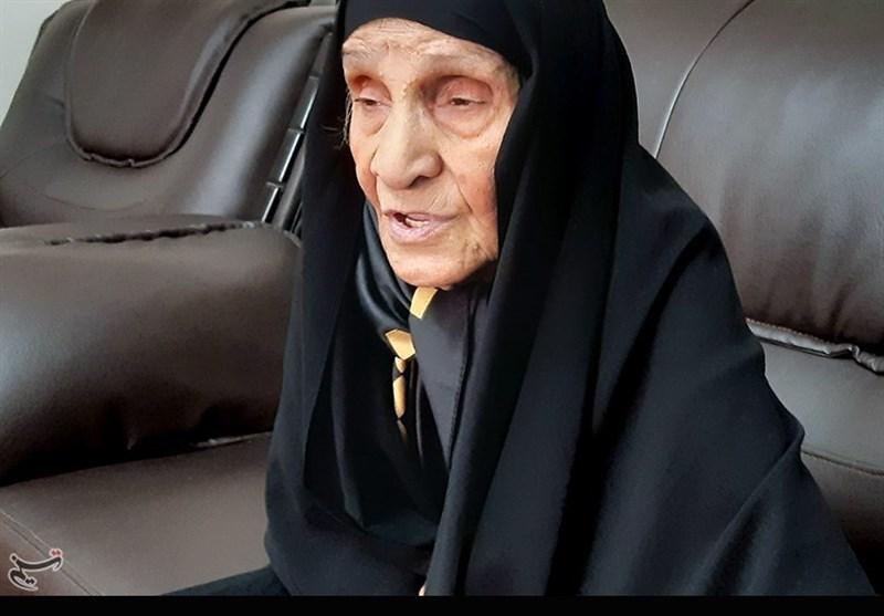 چله عزت|روایت 40 سال استقامت مادر3 شهید دفاع مقدس+عکس و فیلم