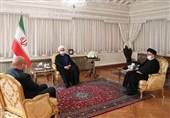 روحانی: مجلس و قوه قضائیه در کنار دولت می توانند رافع مشکلات مردم باشند