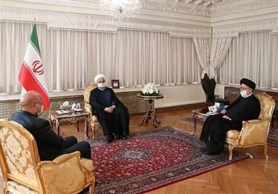روحانی: مجلس و قوه قضائیه کنار دولت میتوانند رافع مشکلات مردم باشند