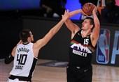 لیگ NBA| شکست لیکرز در دنور/ پیروزی دالاس با درخشش دانچیچ