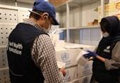 تحویل کیت تشخیص پادتن کووید19 از سوی سازمان جهانی بهداشت به ایران