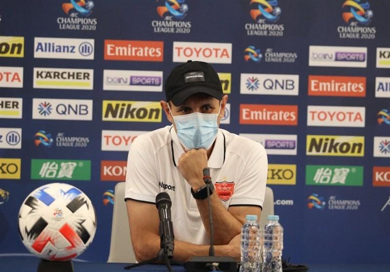 گلمحمدی: هدف اول ما در این فصل صعود از مرحله گروهی لیگ قهرمانان است/ با تیم الدحیل بازی داریم نه بنعطیه