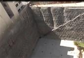 """""""گود مرگ"""" در منطقه مرزداران و تخلیه خانههای اطراف/ ارسال 50 اخطار بینتیجه به مالک + فیلم و تصاویر"""