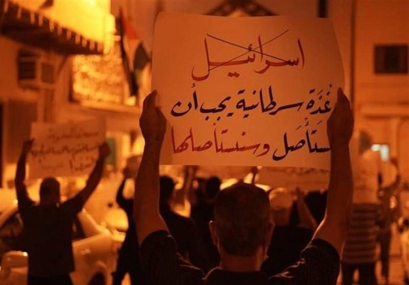 ششمین روز تظاهرات مردم خشمگین بحرین علیه آل خلیفه+فیلم و تصاویر
