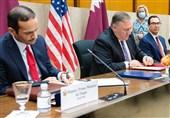 ابراز خرسندی پامپئو از آغاز مذاکرات راهبردی آمریکا-قطر