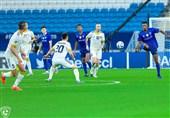 لیگ قهرمانان آسیا| پیروزی الهلال مقابل پاختاکور در ثانیههای پایانی