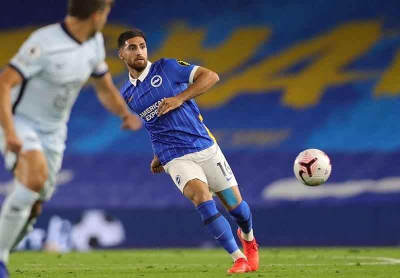 Jahanbakhsh Misses FA Cup Tie against Blackpool