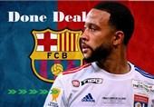 دپای پیوستن خود به بارسلونا را تأیید کرد