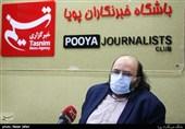 علی محمد مودب شاعر در میزگرد بررسی امر به معروف و نهی از منکر در شعر و ادب پارسی