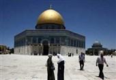 فلسطینی مسلمانوں نے عرب امارات کے وفد کو مسجد اقصٰی سے باہر کردیا