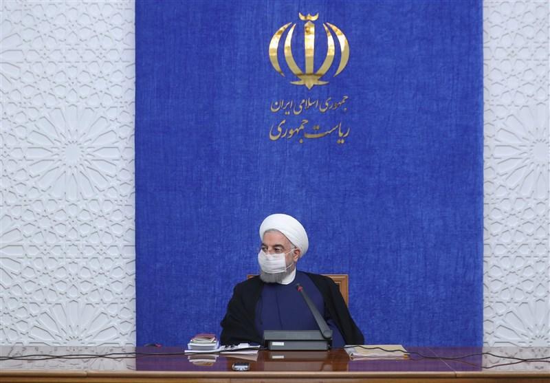 روحانی: موانع اداری، قضائی و سیاسی بر سر راه تولید و سرمایهگذاری باید برطرف شود