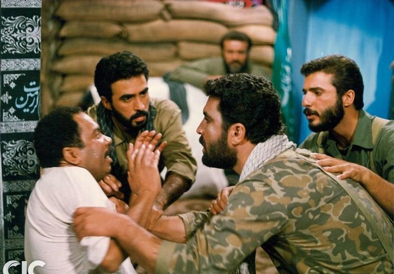 سینما , سینمای ایران , هفته دفاع مقدس , دفاع مقدس ,
