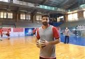 شجاعی: امیدوارم بهترین نتیجه را در مسابقات هندبال قهرمانی آسیا بگیریم