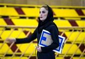 «سروه ضرغامیان» سرمربی تیم بسکتبال بانوان شهر گرگان شد