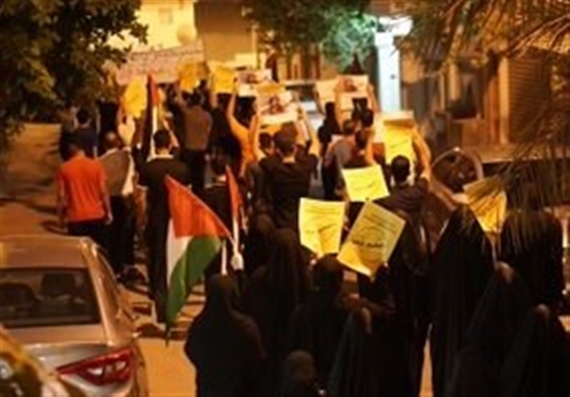 Protesters against Normalization with Israel Attacked by Bahraini Regime Forces