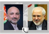 Atmar Lauds Iran's Role in Afghan Peace Process