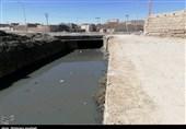 پیگیری تسنیم نتیجه داد؛ جمعآوری زبالههای شهری در مسیل سیستان در زاهدان + تصاویر