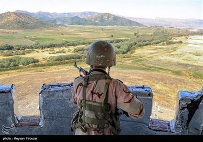 نگهبانان مرز- هنگ مرزی مریوان
