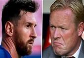 کومان: رابطهام با مسی خوب است/ اختلافات او در اصل با باشگاه بود