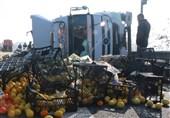 «واژگونی» کابوس رانندگان در جادههای استان سمنان؛ لزوم ایجاد توقفگاه در ورودی 30 کیلومتری شهرها