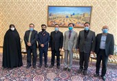 Envoy, Parliamentary Group Weigh Plans to Boost Iran-China Ties