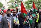 DC Protesters Condemn UAE-Bahrain-Israel Deal (+Video)