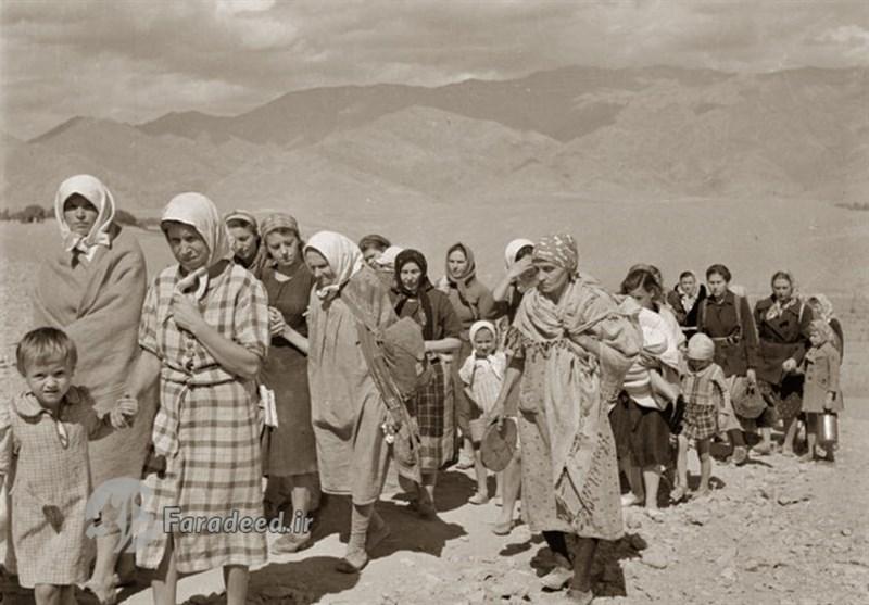 گزارش| 30 هزار آواره لهستانی؛ رنج مضاعفی که متفقین بر ایران تحمیل کردند