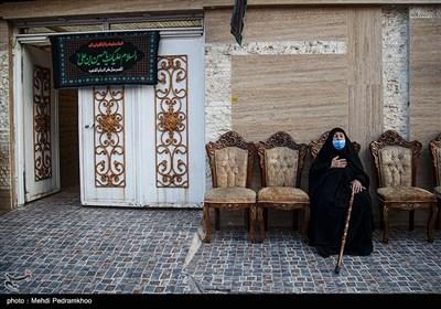 روضه سیدالشهدا(ع) در منزل شهید مدافع حرم - اهواز