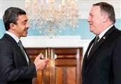 گفتوگوی پامپئو و وزیر خارجه امارات درباره ایران