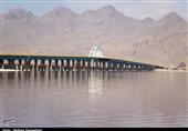 حجم آبی دریاچه ارومیه 14 میلیون مترمکعب کاسته شد