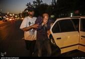 عملیات بامدادی پلیس تهران برای بازداشت فروشندگان مواد مخدر + تصاویر