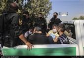 فرمانده انتظامی استان قزوین: برخورد پلیس با مخلان نظم و امنیت قاطع و شدید است