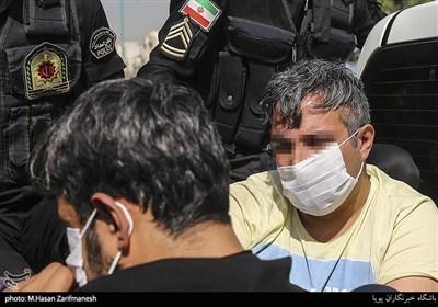 بازداشت ۳۸۹ شرور تهرانی در ۲۴ ساعت اخیر/ پلمب ۳ ماهه اصنافی که پاتوق اوباش هستند