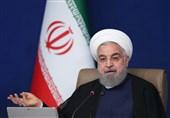 روحانی: ما الان در شرایط جنگی هستیم که از سال 97 شروع شده است